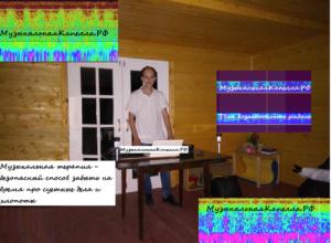 Музыкальная терапия. Музыкотерапия. Терапия музыкой. МузыкальнаяКапелла.РФ